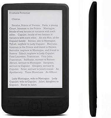 Vbestlife 4.3inches Ebook Reader, Mini E-Ink Screen Display Ebook ...
