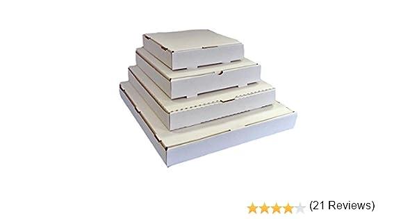 25 cajas de pizza que también se pueden usar para envíos postales ...