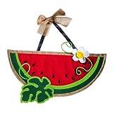 Gifts Flowers Food Best Deals - Watermelon Door Hanger