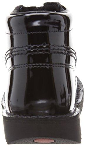 Core Noir black Fille Bottes Hi Kickers 5xwq4Sw