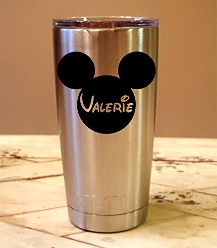 Personalized YETI 20 oz. Tumbler Disney Mickey Mouse CUSTOM Laser Engraved