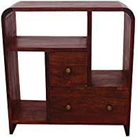 NES Furniture Nes Fine Handcrafted Furniture Solid Teak Wood Maria Display Case - 28