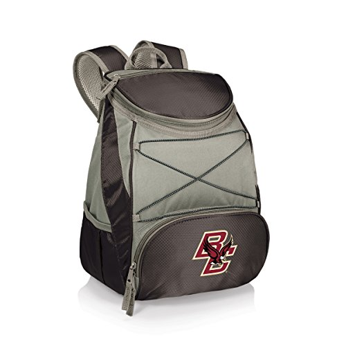 PICNIC TIME NCAA Boston College Eagles PTX Insulated Backpack Cooler, Black