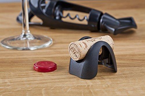 Vacu Vin Arch Foil Cutter - Black