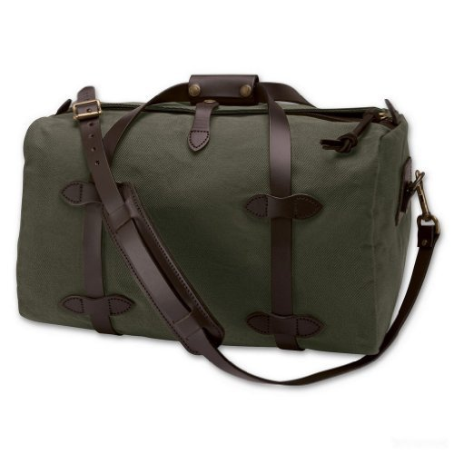 Filson Small Duffle Bag - Olive