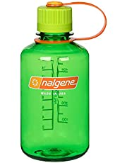 Nalgene Tritan Narrow Mouth BPA-Free Water Bottle (16oz)