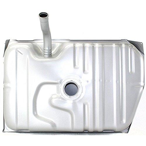 Buick Fuel Tanks - Evan-Fischer EVA13272035253 Fuel Tank for Buick Regal 78-87 Steel Coupe w/Filler Neck 17 Gallon Capacity
