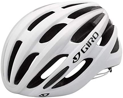 Giro Foray Helmet, Matte White Silver, Small