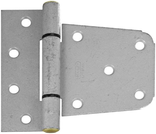 Stanley Hardware S808-683 CD908.5 LIFESPAN Heavy T Hinge in Galvanized by Stanley Hardware