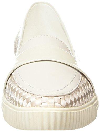 para Amalthia C Bailarinas Mujer D White White Geox Bianco Off Hvw5qIq