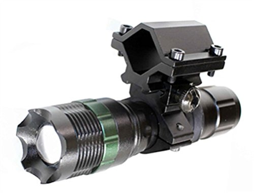 Trinity 800 Lumen Flashlight for Hunting mossberg 500 Pump 12ga.