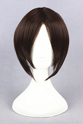 Womens Angelina Brown Wig (Prettybuy 15