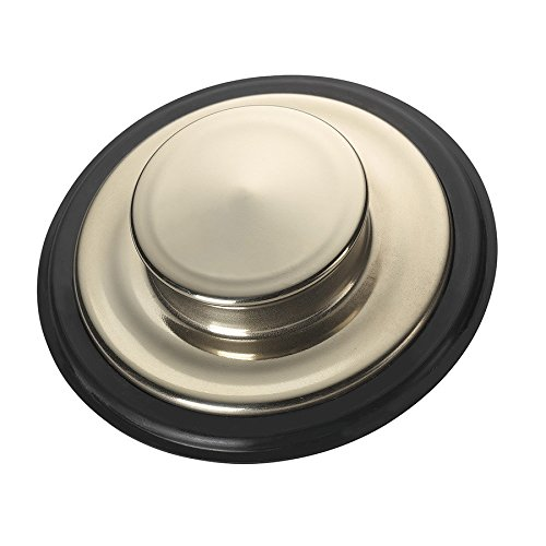 InSinkErator  STP-SSB Sink Stopper for Garbage Disposals, Stainless