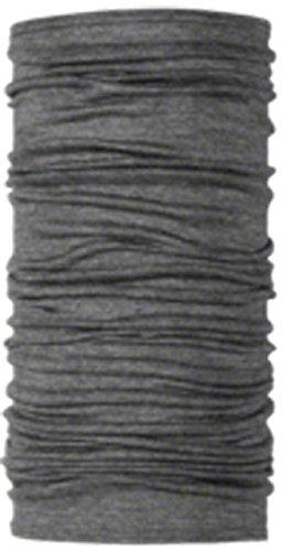 Buff Lightweight Merino Wool Multifunctional Headwear, Grey, One Size from Buff