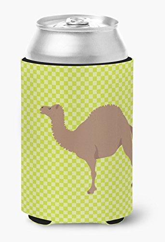 Caroline 's Treasures bb7645cc F1híbrida Camel verde decorativo, puede Hugger, multicolor