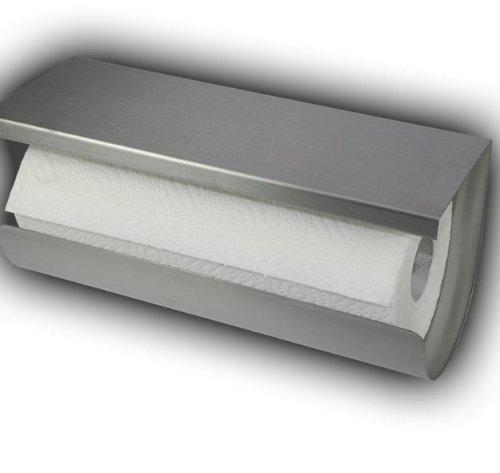 küchenrollenhalter küchenrolle edelstahl halter modell elecsa 1300 ... - Halter Für Küchenrolle