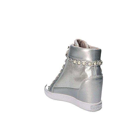 Gris Zapatos FLFRT1 Mujeres LEL12 Guess wBSOAq6