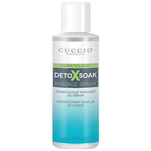 Cuccio Natural Detox Soak Serum, 4 Ounce