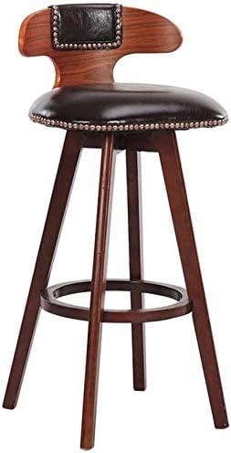 Sgabelli da bar in legno Sedie alte da bar Cucina Colazione
