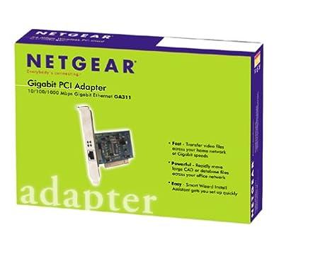 NEW DRIVERS: NETGEAR GA311 REV.A1