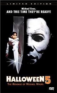 Halloween 5: The Revenge of Michael Myers (Widescreen/Full Screen)