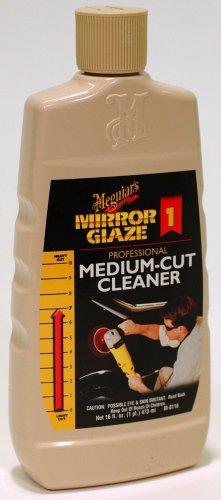 Meguiars #01 Medium-Cut Cleaner, 16 oz Bottle