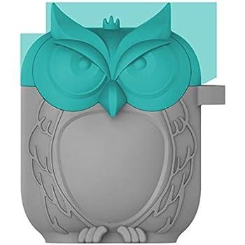 Amazon.com: Leoie Chic Unique Owl Shape Silica Gel