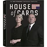 House of Cards (Complete Seasons 1-3) - 11-Disc Box Set ( House of Cards - Seasons One, Two & Three (39 Episodes) )
