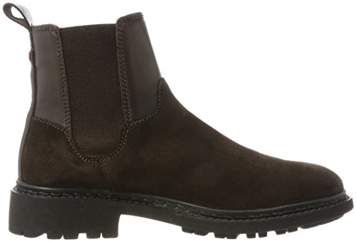Marron Bottes N46 Napapijri Souples Brown Femme Dark Reese I7nwqCS