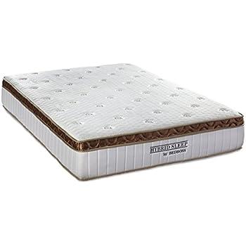 Amazon Com New Best Memory Foam Hybrid Pocket Spring