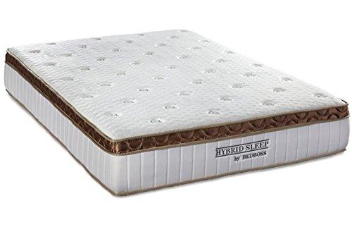 *New!* Best Memory Foam Hybrid Pocket Spring Mattress - Bed Boss - Hybrid Sleep *NEW!* (King)