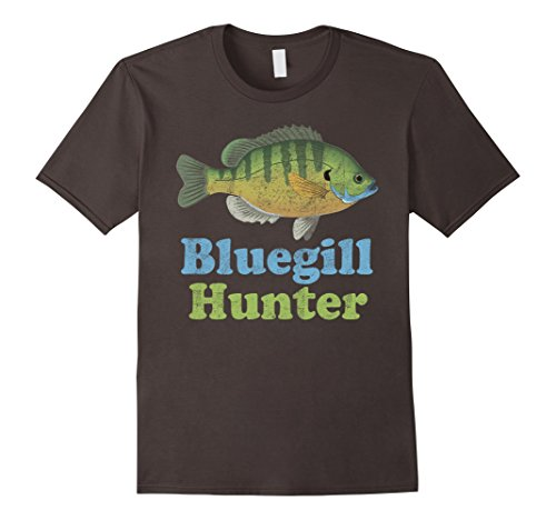 Bluegill Hunter Shirt: Funny Fishing Fisherman TShirt