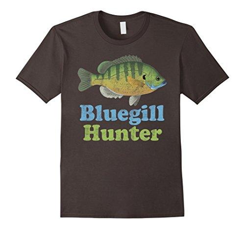 Bluegill Hunter Shirt: Funny Fishing Fisherman ()