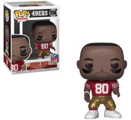 Funko POP! NFL: Legends - Jerry Rice