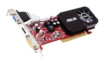 Asus Radeon AH 3450 LP - Tarjeta gráfica ATI (AGP, Memoria ...