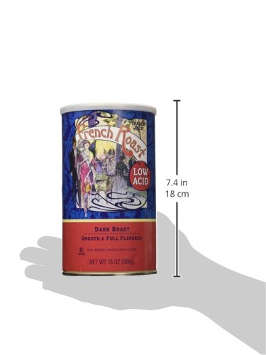 Trader Joe S Low Acid French Roast Coffee 13 Oz Dark
