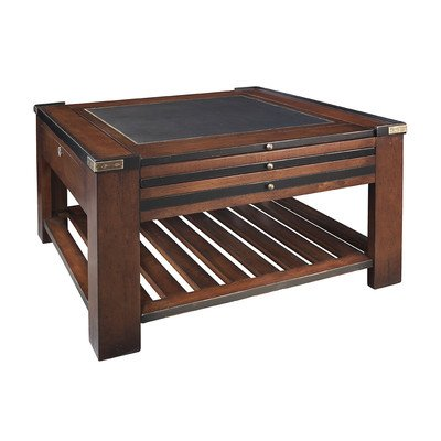 Game Table in Black by Authentic Models