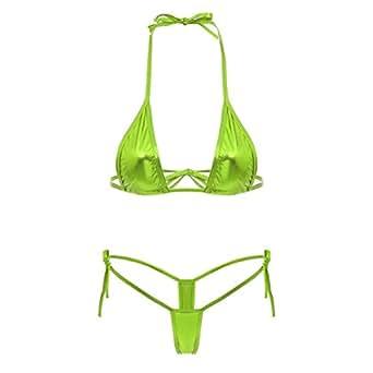 Micro String Bikini Bottoms