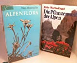 Front cover for the book Alpenflora by Gustav Hegi