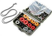 Independent Skateboard Trucks Spare Parts Kit (Bearings Bushings Hardware +More)