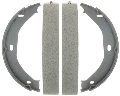 Jeep Parking Brake Shoe (Raybestos 807PG Professional Grade Parking Brake Shoe Set - Drum in)