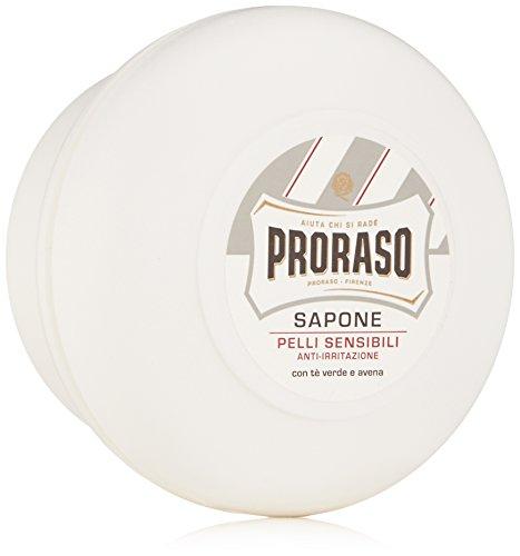 Proraso afeitado jabón, sensible, frasco de 150ml/5,2 onzas (147)