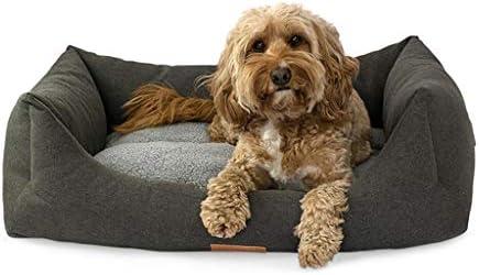 犬猫ソファベッド、 大中犬のベッドクッション/滑り止め底ペットスリープ/温暖化のためにベッドおよび改良スリープ/ 3サイズのコージー (Size : XL)