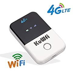 Please check the video for how to usehttps://youtu.be/GqmQcFFpVRs  Indoors, outdoor travel, no internet, don't worry, have this, everything is not a problem KuWFi MF901Travel Partner Wireless Pocket 4G WIFI RouterProduct Specifications: ▶ WIF...