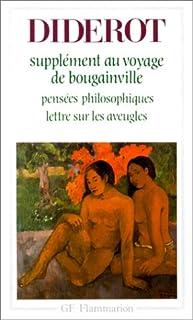 Pensées philosophiques, Diderot, Denis
