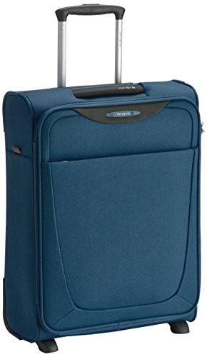Samsonite Base Hits Upright 55/20 Cabin Luggage, 55 cm, 39 L, Steel Blue