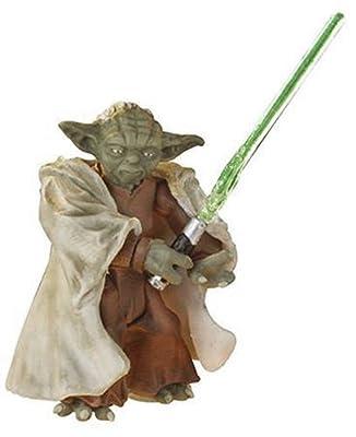 Star Wars Episode III 3 Revenge of the Sith YODA Firing Cannon Figure #03