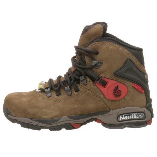 Amazon.com | Nautilus Mens 1548 Waterproof Steel Toe Hiker Boot | Industrial & Construction Boots