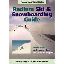 Radium Ski & Snowboarding Guide