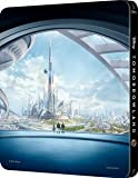 Tomorrowland A World Beyond - Exclusive Limited Edition Steelbook Blu-ray
